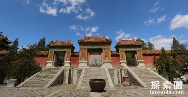 清朝皇帝陵墓在哪,清朝皇帝陵墓的具体位置(图4)