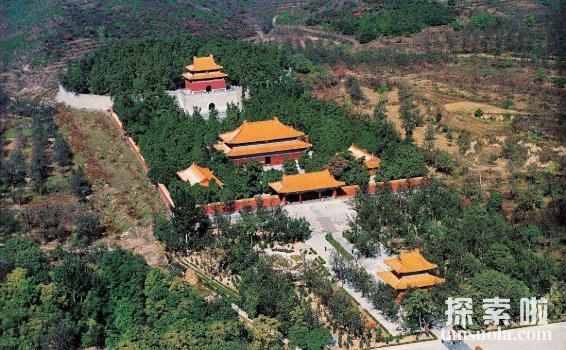 明朝皇帝陵墓在哪,明朝皇帝陵墓的具体位置(图2)