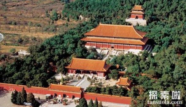 明朝皇帝陵墓在哪,明朝皇帝陵墓的具体位置(图4)