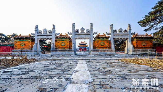 清西陵在哪,清朝皇帝陵墓清西陵的具体位置(图1)
