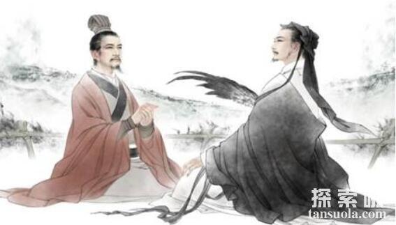 诸葛亮隆中对策的故事,家国之事,三顾可知(图3)