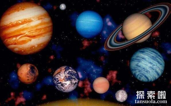 太阳系是什么,太阳系有多大(3)