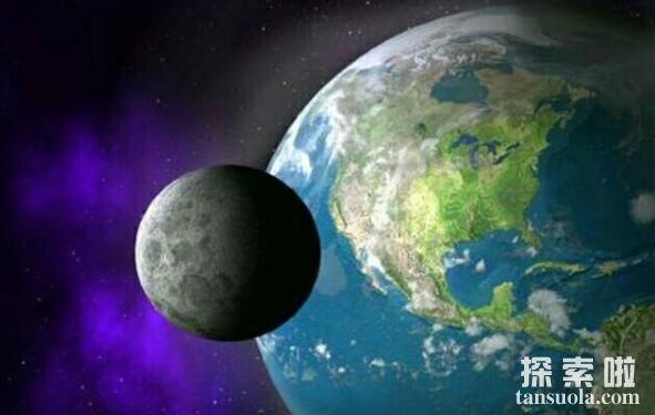 地月系是什么,地月系怎么形成的(3)