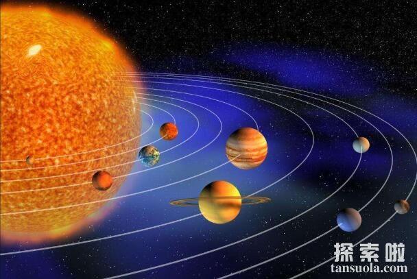 太阳系中最大的行星:木星,比地球大1000倍(3)