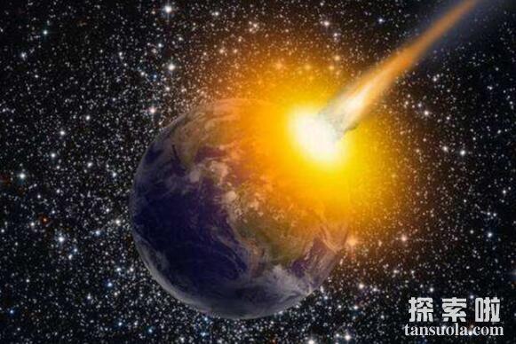 彗星撞地球怎么回事,彗星撞地球是哪一年(2)