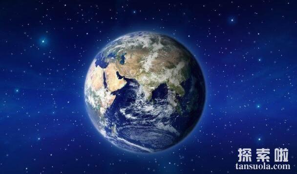 地球为什么是圆的(1)