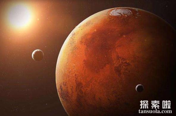 我们会征服火星吗?聊聊火星那点事(图2)