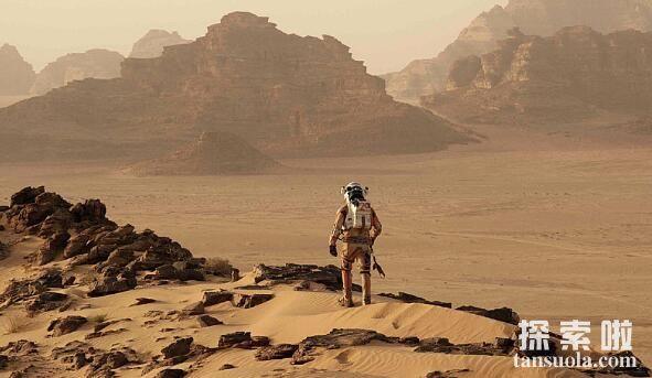 火星能生活吗,火星上有生命吗(图1)