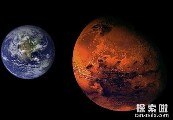 地球到火星要飞多久,想去火星看一看,挺难(图3)