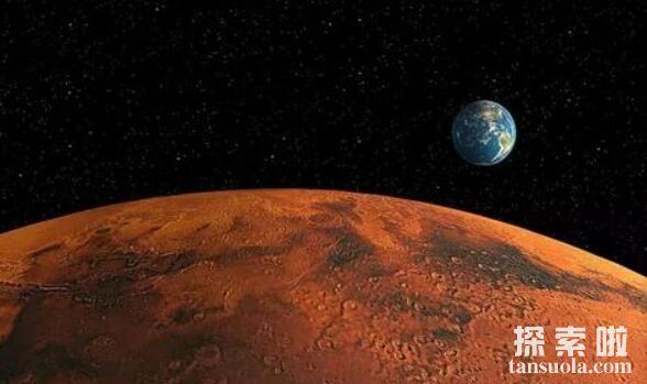 火星上有什么,沙漠行星火星,不只有沙漠(图1)