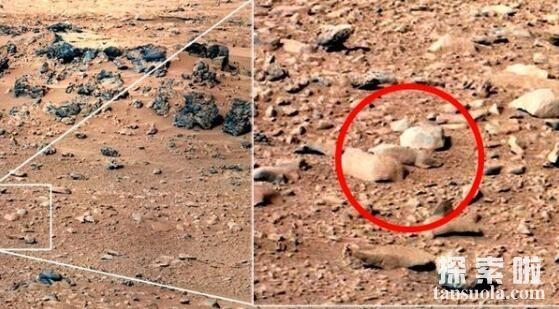 火星上有什么,沙漠行星火星,不只有沙漠(图2)