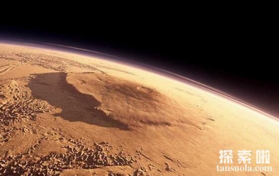 火星上有什么,沙漠行星火星,不只有沙漠(图3)
