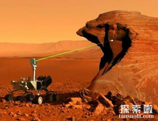 火星上有什么,沙漠行星火星,不只有沙漠(图4)