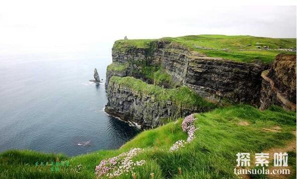 让人颤抖的莫赫悬崖,欧洲落差最大的海岸悬崖(2)