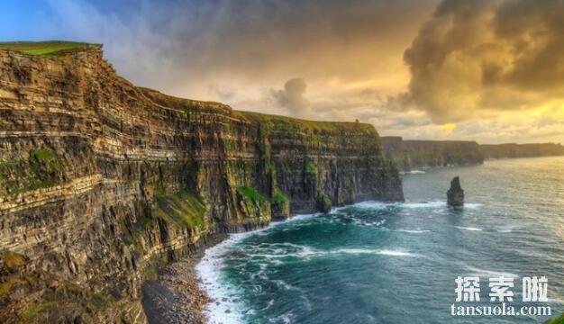 让人颤抖的莫赫悬崖,欧洲落差最大的海岸悬崖(3)