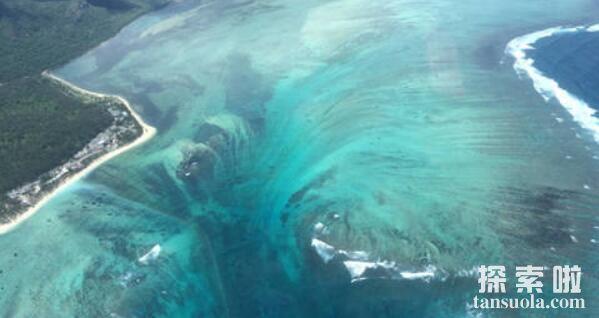 神秘的海底大瀑布,藏身海底的特大瀑布,高达3500米(1)