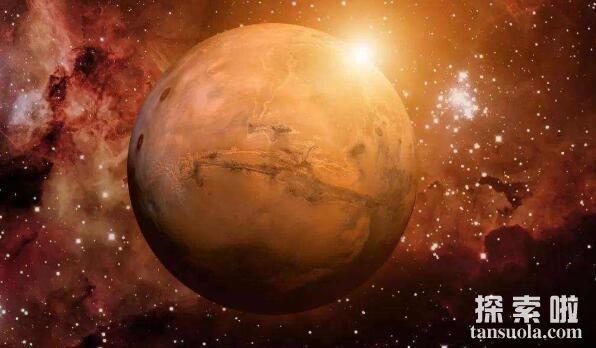 火星上到底有什么,火星上除了环形山还有什么