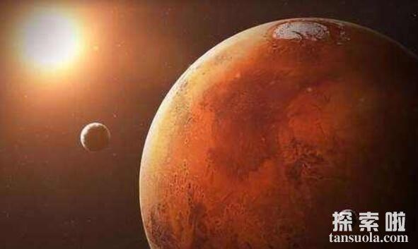 关于火星的那些事,火星的十大特点
