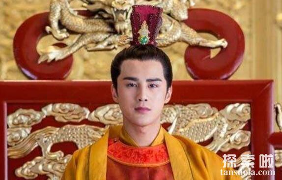 宋朝在位时间最长的皇帝:宋仁宗赵祯,13岁登基,在位42年
