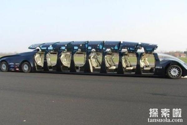 世界上最快的公交车:迪拜超级巴士,时速超255公里