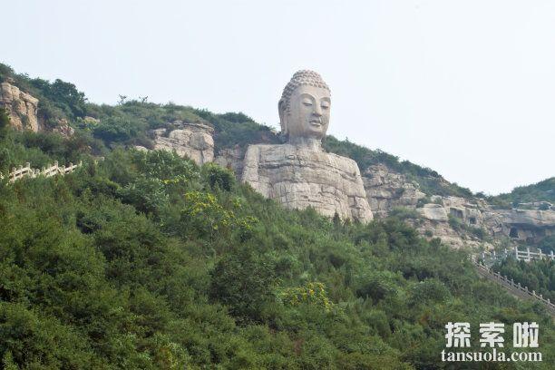 世界上最古老的佛像:西山大佛,距今已有1459年