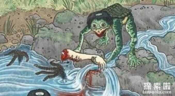 四川河童是怎么回事,四川河童是不是吃人妖怪