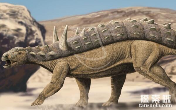 厚甲龙:欧洲小型食草恐龙(长2米/有多种护甲的恐龙)
