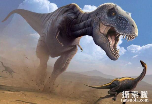 十大最强恐龙,南方巨兽龙排名第一,强过霸王龙