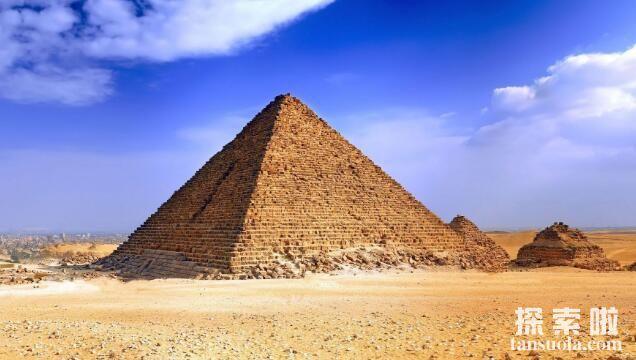 埃及金字塔建造之谜,金字塔扫描项目揭晓建造秘密