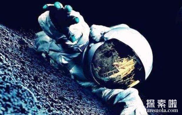 二名宇航员被吸入黑洞是真是假,人掉进黑洞什么结果
