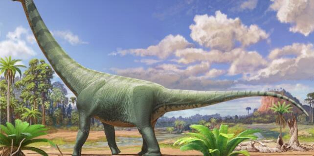 盘点地球上最大的恐龙,普尔塔龙上榜排在第三位
