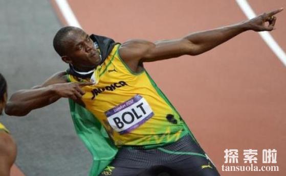 世界上跑得最快的五个人,杰西·欧文斯只排第四位