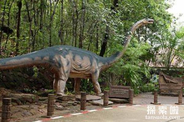 布万龙:以泰国公主名字命名的恐龙(长20米/超巨型恐龙)
