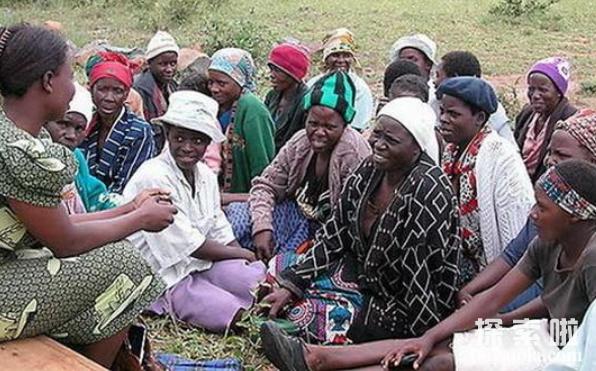 世界上最穷的国家:津巴布韦,人们穷到吃不起鸡蛋