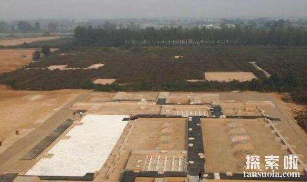 世界上最大的宫殿:长乐宫,宫殿面积达600万平方米