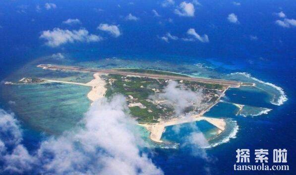 中国最大的海:南海,深度与珠穆朗玛峰比肩(清朝时命名)