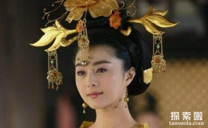史海揭秘之杨贵妃之死的原因,唐玄宗赐死杨贵妃以求自保