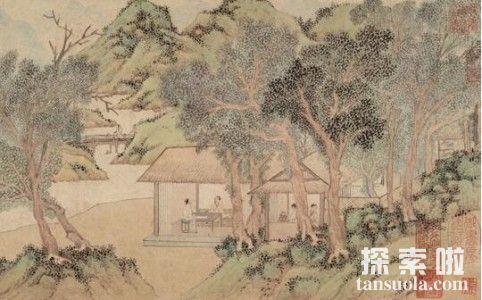 中国古代四大才子,唐寅唐伯虎居第一(才情超凡脱俗)