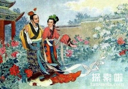 中国古代四大才女,上官婉儿居第三(以一介女流,影响一代文风)