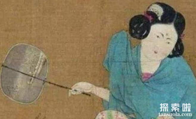 中国古代四大丑女,黄帝的次妃嫫母居第一(貌丑而德贤)
