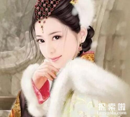 盘点中国古代四大美女,闭月貂蝉羞花杨贵妃(姿色撩人)