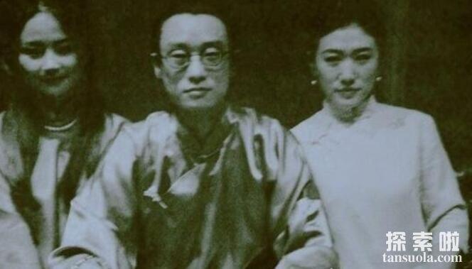 民国最美才女林徽因照片,林徽因生命中的三个男人(究竟爱谁)