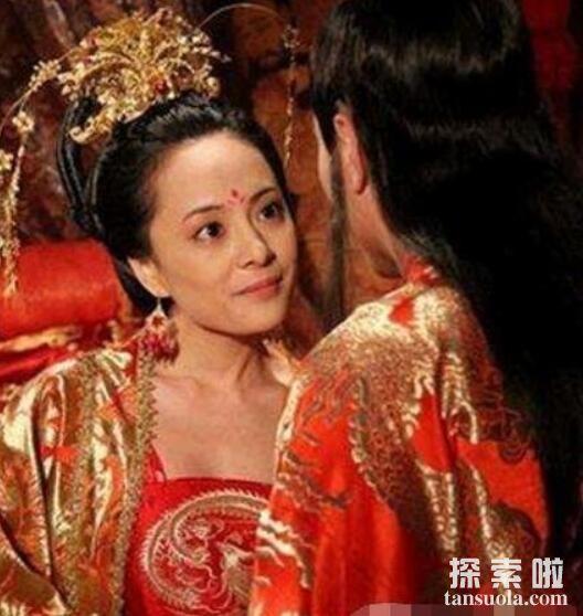 比杨贵妃还美的唐朝第一美女,安乐公主李裹儿(荒淫无度/死于非命)