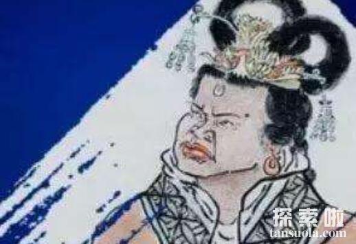 古代最有名的四大丑女,黄帝的老婆嫫母最丑(丑而有德)