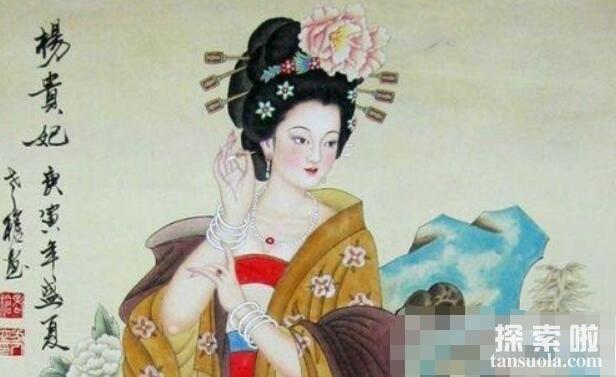 古代四大美女之沉鱼落雁闭月羞花,有颜有情的四位奇女子