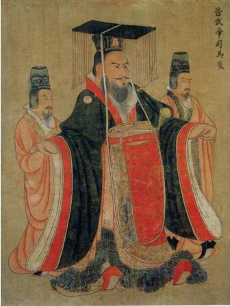 后宫妃子最多的皇帝:司马炎,后宫人数超万人(好色之徒)