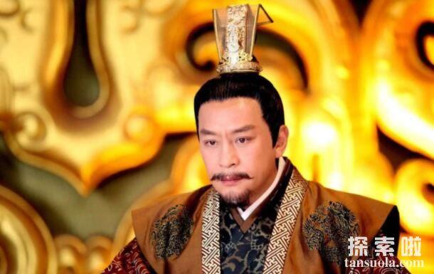 """历史上最窝囊的皇帝:唐中宗李显,被母后篡权,被皇后""""戴绿帽"""""""