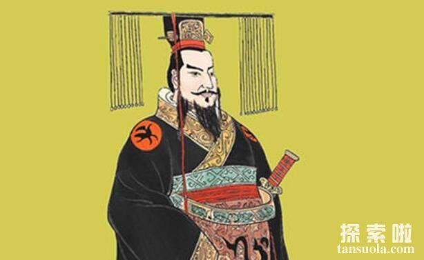 """中国第一个皇帝是谁,""""皇帝""""称号的创立者秦始皇(九五之尊)"""