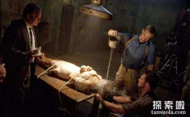 满清十大酷刑之梳洗刑,不是洗澡不是梳头是要人命
