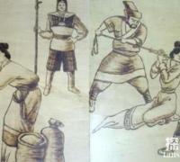 盘点古代针对妇女的酷刑,女子骑木驴对女性双层摧残(变态残忍)